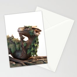 The Summer Tree Dragon Stationery Cards