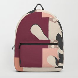 Finding Matisse pt.2 #society6 #abstract #art Backpack