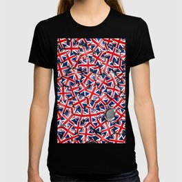 Pin it on Britain T-shirt