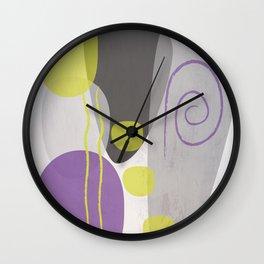 Polyphemus Wall Clock