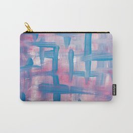 Impulse Abstract Carry-All Pouch