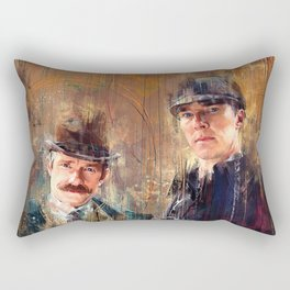 Sherlock Special Rectangular Pillow