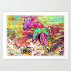 Immersion Art Print