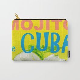 Mojito de Cuba Carry-All Pouch