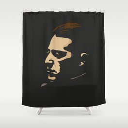 Michael Corleone - The Godfather Part II Shower Curtain