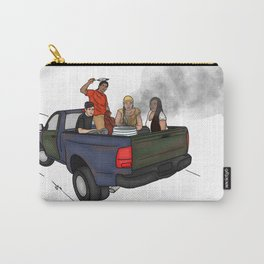 The Kids Are Alright Carry-All Pouch
