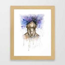 Ideas, ideas, ideas... Framed Art Print