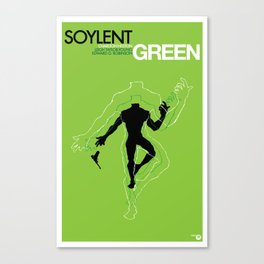 SOYLENT GREEN ReMAKE Canvas Print