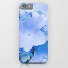 Hydrangea Macrophylla Slim Case iPhone 6s