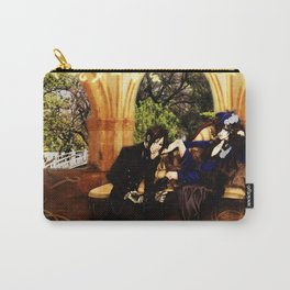 Black Butler Carry-All Pouch