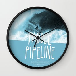 PADDLEMEN  Wall Clock