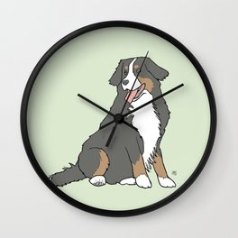 bernese Wall Clock