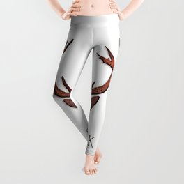 Highland Stag Leggings