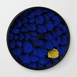Happy abstract: Seaworld Nr:01 Wall Clock