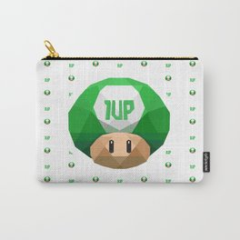 1up Shroom Carry-All Pouch