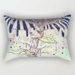 Magic Beans Rectangular Pillow