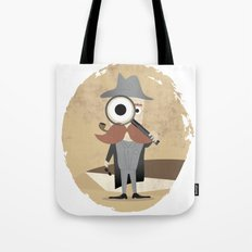 Mr. Detective Tote Bag
