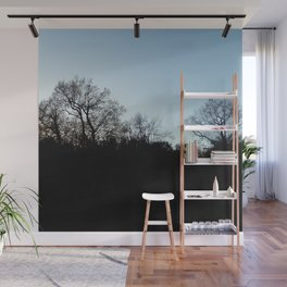 Nature, landscape and twilight 2 Wall Mural