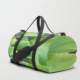 Ginkgo Leaves Duffle Bag