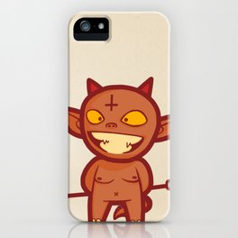 Teh An+ichri5t iPhone Case