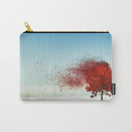 Autumn Dust Carry-All Pouch