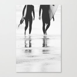 Catch a wave III Canvas Print