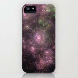 Sherbet Galaxy iPhone Case