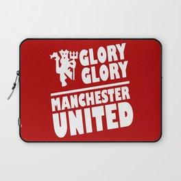 Slogan: Man United Laptop Sleeve