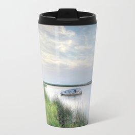 Outer Banks, Colington Harbour Sunset, OBX, NC Travel Mug