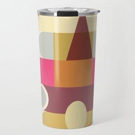 Modern Totem #society6 #decor #buyart #artprint Travel Mug