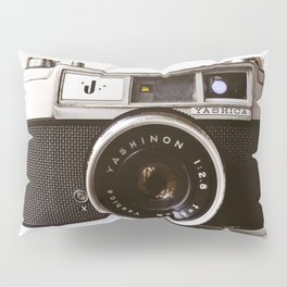 Camera II Pillow Sham
