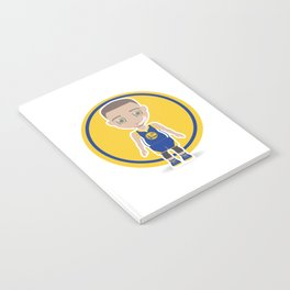 Steph Curry Notebook