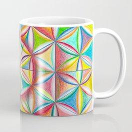 Sacred Design - The Rainbow Tribe Collection Coffee Mug