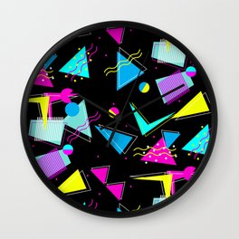 2 Legit Wall Clock