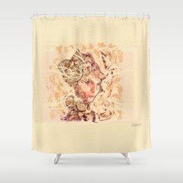 Strike a Pose Shower Curtain