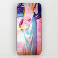 body iPhone & iPod Skins featuring Body by haroulita