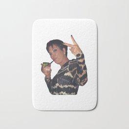 Peace Out Kris Jenner Bath Mat