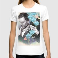 tom hiddleston T-shirts featuring Tom Hiddleston by Yan Ramirez