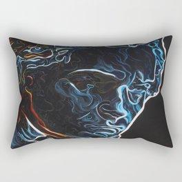 Fate's Knocking  Rectangular Pillow