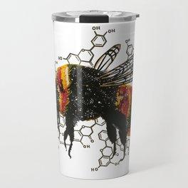 Space Bee Travel Mug