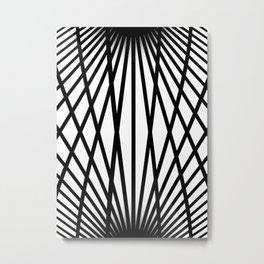 NOVAURORA Metal Print