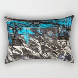 Areus, an abstract Rectangular Pillow