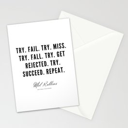 97 | Mel Robbins Quotes | 190802 Stationery Cards