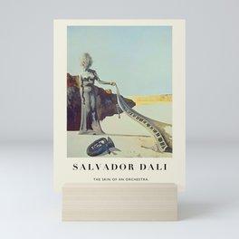 Poster-Salvador Dali-The Skin of an Orchestra 2. Mini Art Print