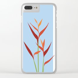 Golden Torch Clear iPhone Case