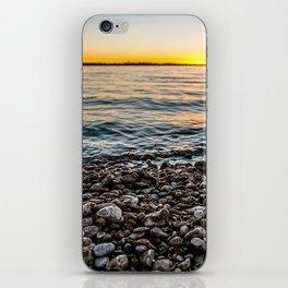 Rocky Shoreline iPhone Skin