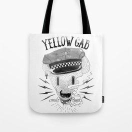 Bad Taxi Driver Tote Bag