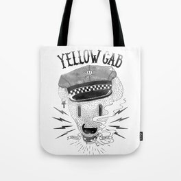 Bad Taxi Driver Tote Bag