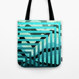 TOPOGRAPHY 2017-007 Tote Bag