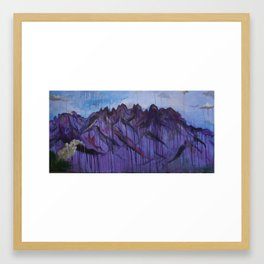 New Mexico Beauty Framed Art Print
